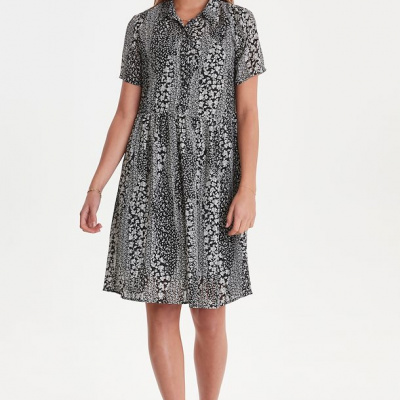 Robin, prêt à porter - ROBE HETTY BLACK