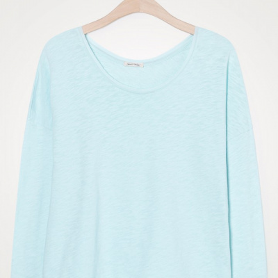 Robin, prêt à porter - T-SHIRT ML SON36 BABY BLUE